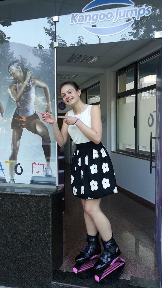 Кристиана Армирова - Инструктор в смарт студио КАМАТО