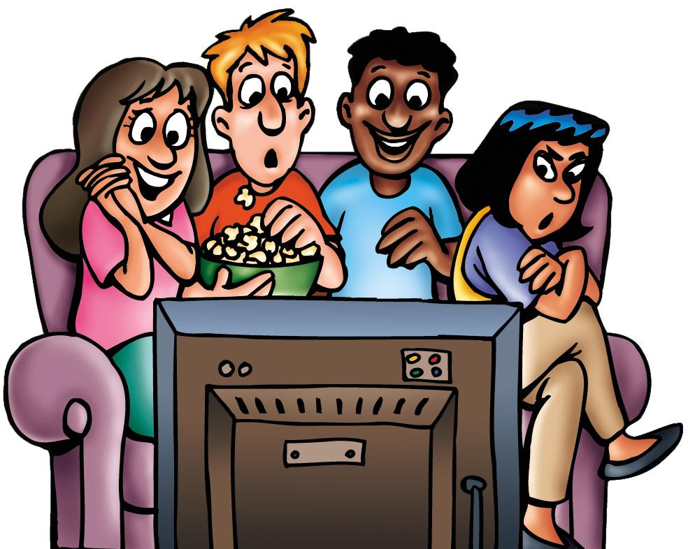 Вредите от гледането на телевизия